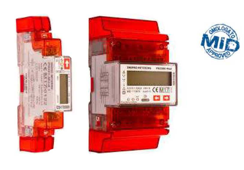 MID APPROVAL ENERGY METERS - Network analyzers